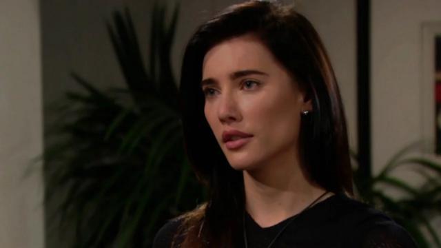 Beautiful, trame Usa: Steffy si sente in colpa per il bacio con Liam