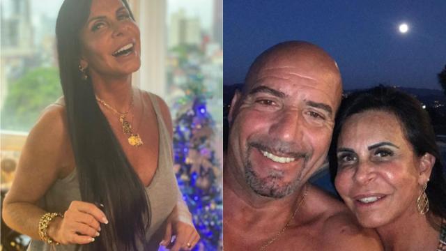Após sete anos, chega ao fim o casamento de Gretchen com Carlos Marques
