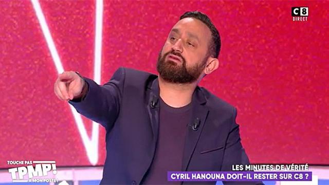 TPMP : 'Vous aurez peut-être un nouvel animateur', Cyril Hanouna affole la toile