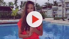 La isla de las tentaciones/ Katerina, al parecer, tiene una relación especial con Neymar