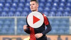 Pinamonti, il Genoa potrebbe anticipare il riscatto del giovane attaccante dall'Inter