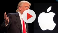 Donald Trump contro Apple: