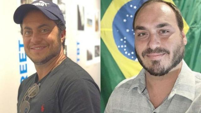 Thammy comenta publicação feita por Carlos Bolsonaro e declara: 'quero processar'