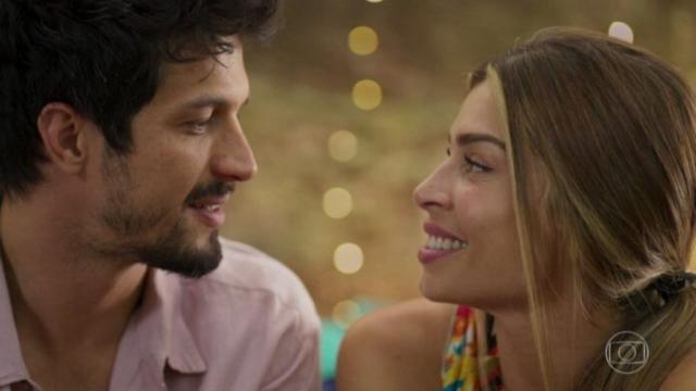 Rômulo Estrela fala sobre final de Paloma e Marcos em 'Bom Sucesso'