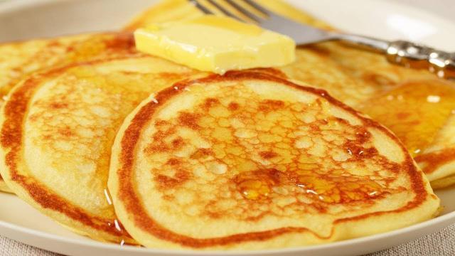 Ricette: i pancake sono dolci tipici americani a forma di disco