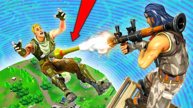 New 'Fortnite' patch brings a new weapon and reduces upgrade costs
