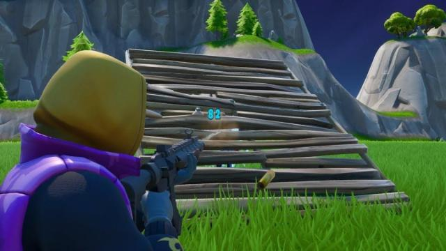 'Fortnite Battle Royale:' New exploit allows players to shoot through ramps