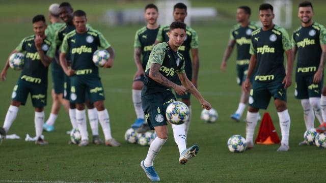 Palmeiras x Atlético Nacional: onde assistir o jogo ao vivo e possível escalação do Verdão