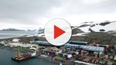 Brasil, inaugura nova base na Antártida