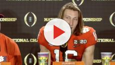 New England Patriots targeting Clemson Tigers' quarterback Trevor Lawrence