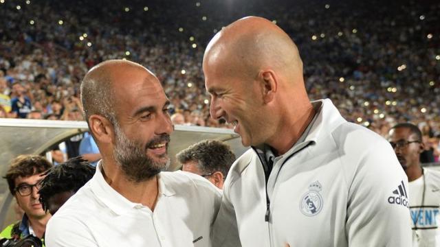 Mercato PSG : un 'Paris de folie' viserait Zinedine Zidane ou Pep Guardiola