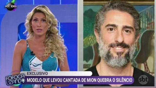 'Fofocalizando': Lívia Andrade fala sobre polêmica envolvendo Marcos Mion