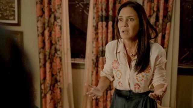 'Amor de Mãe': Danilo e Camila rompem com Thelma depois da sabotagem