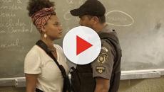 Cena de 'Amor de Mãe' viraliza na web e atriz cita: 'muitas Camilas no Brasil'