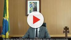 Em vídeo, secretário da Cultura parafraseia Goebbels e redes sociais reage