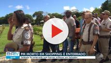 Policial militar é morto em shopping de São Gonçalo (RJ)