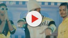 'Pegamos tela', nuevo single de Lérica con Omar Montes y Abraham Mateo