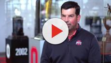 Buckeyes' coach Ryan Day on the Clemson/LSU game, 'it was hard to watch'