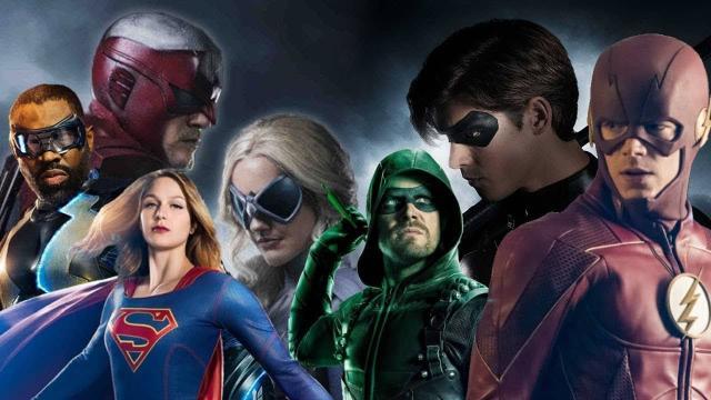 Arrowverse anticipazioni: Oliver Queen è tornato a combattere nelle vesti di Spettro