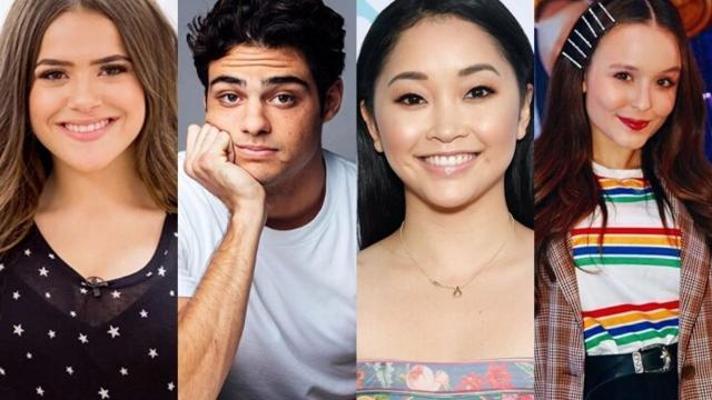 Whindersson, Maisa e Giovana Ewbank farão parte de evento da Netflix junto a Noah Centineo