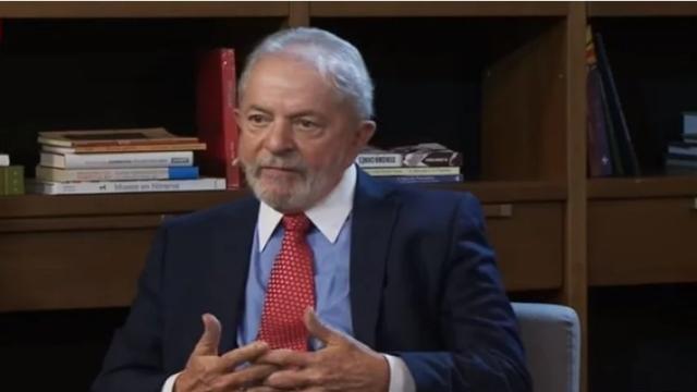 Durante entrevista Lula declarou que leva jeito para ser pastor