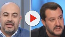 Paragone espulso dal M5S, Salvini non esclude un suo ingresso nella Lega
