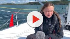 Ban fossil fuels says Greta Thunberg