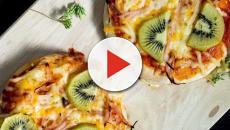 Pizza con i kiwi: la nuova tendenza arriva dalla Svezia ed è una margherita