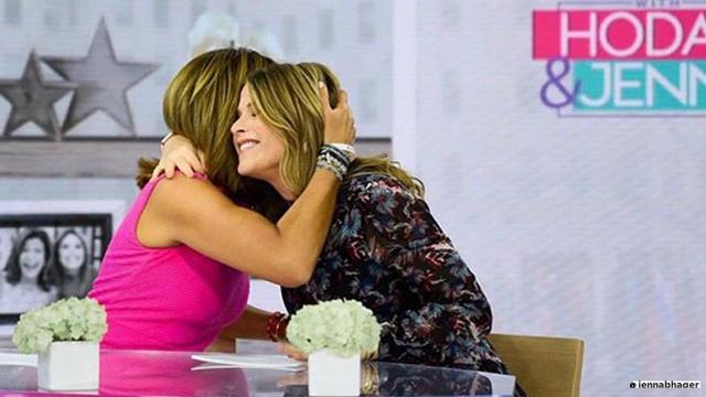 'Today's' Hoda Kotb and Jenna Bush Hager looking forward to sharing their show live