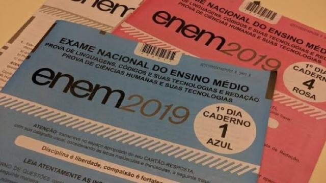 MEC erra em notas do Enem com gabaritos trocados e diz que vai corrigir problema