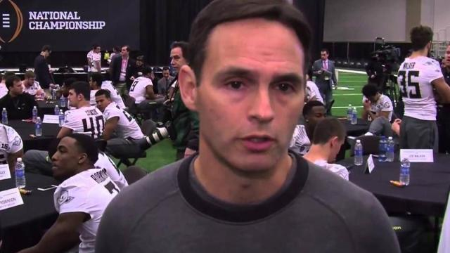 Matt Lubick announced as the new Huskers wide receivers coach and offensive coordinator