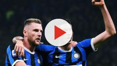 Alessandro Bastoni, giovane promessa dell'Inter, tenuto d'occhio dal Manchester City
