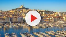 Marsiglia è diventato un punto d'incontro fra arte e culture diverse