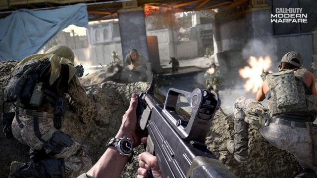 Professional 'Call of Duty' player discovers a game-breaking exploit in 'Modern Warfare'