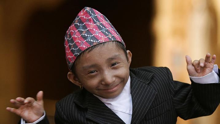 Nelpal: E' morto l'uomo più basso del mondo, era alto solo 67,08 cm