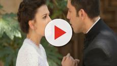 Una vita, spoiler al 26 gennaio: Lucia e Telmo si baciano