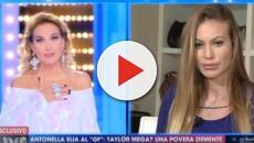 Taylor Mega contro Antonella Elia: l'attacco a Live - Non è la D'Urso