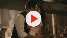 Una Vita, trame al 31 gennaio: Lucia e Telmo si scambiano un bacio