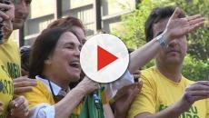 Bolsonaro avalia recriar pasta da cultura para ter Regina Duarte