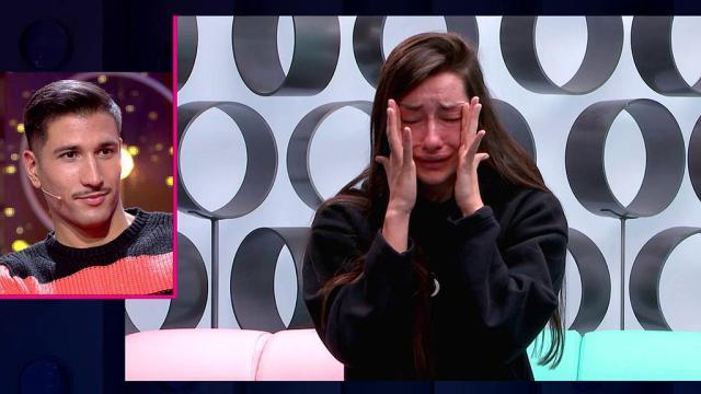 El tiempo de descuento/ Adara abandona la casa y revela que ama a Gianmarco