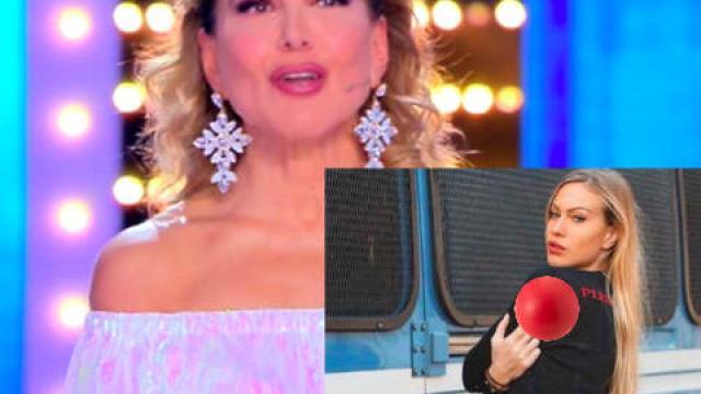Taylor Mega messa in stand-by negli show di Barbara D'Urso
