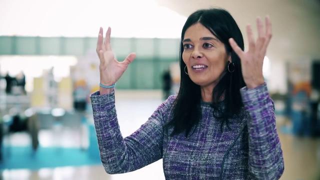 Silvia Leal dice que el futuro del mundo pese a los retos implica una oportunidad