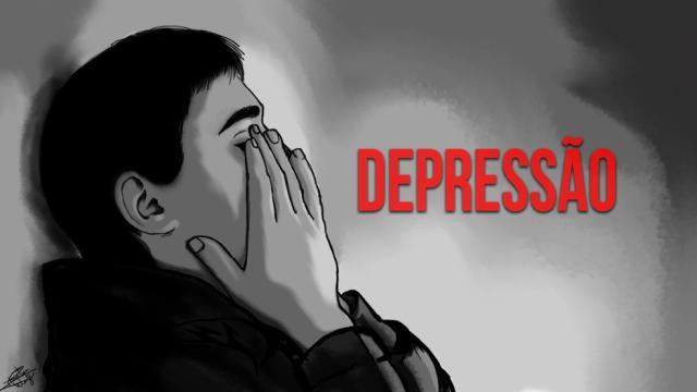 Depressão é uma das doenças mais preocupantes no momento