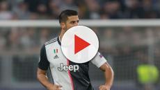 Juventus, lista Champions: Sarri avrebbe confermato Sami Khedira rispetto a Emre Can