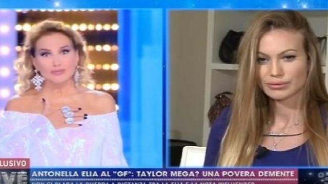 Taylor Mega contro Barbara d'Urso e i suoi autori: 'Qualcuno mi ha teso un tranello'