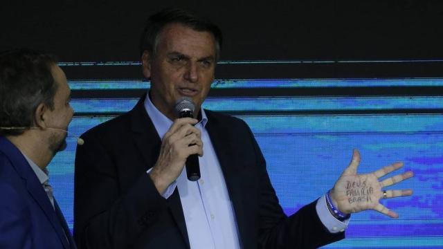 Redes de Bolsonaro crescem 43% em 2019 e somam 731,4 milhões de interações