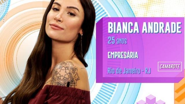 'BBB20': Bianca Andrade já foi processada por dar bolo em cliente no dia do seu casamento