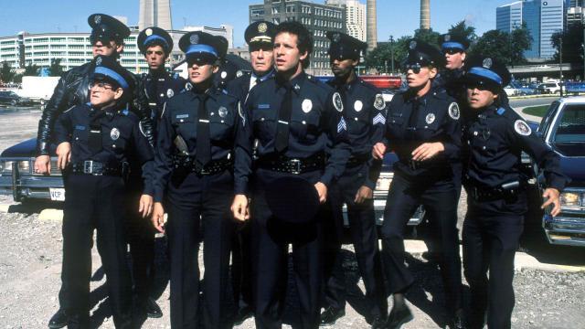 5 atores de 'Loucademia de Polícia' 35 anos após o filme