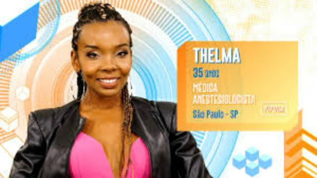 BBB20: Thelma enganou equipe do hospital para entrar no BBB