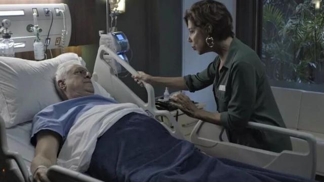 'Bom Sucesso': Alberto se declara para Vera antes de falecer